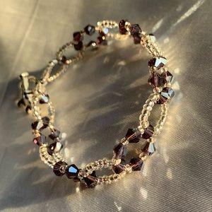 Jewelry - Simple sparkling Swarovski Crystal bracelet